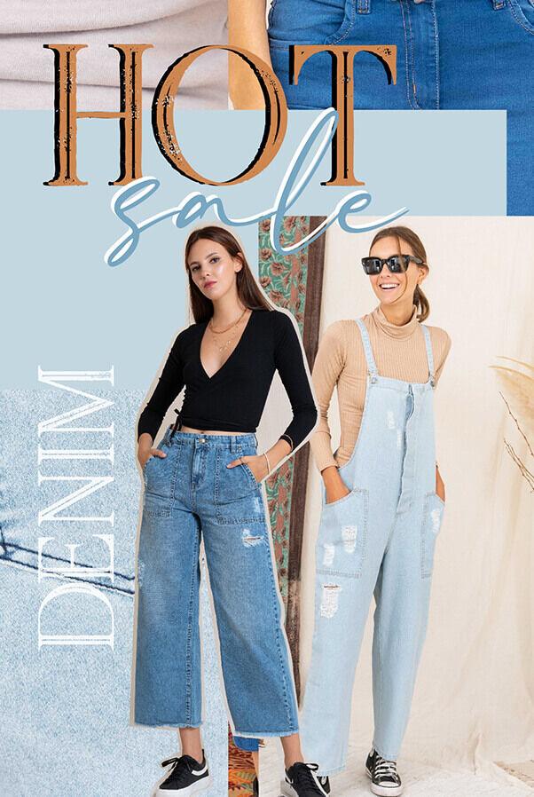 Denim - new in
